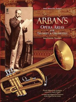 Arban's Opera Arias for Trumpet & Orchestra: Music Minus One Trumpet (HL-00142696)