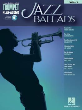 Jazz Ballads: Trumpet Play-Along Volume 7 (HL-00137475)