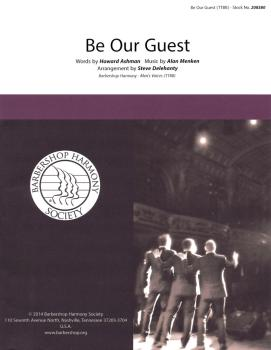 Be Our Guest (HL-00151484)