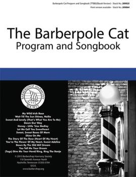 Barberpole Cat Songbook (HL-00151533)