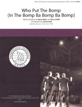 Who Put The Bomp (In The Bomp Ba Bomp Ba Bomp) (HL-00155688)