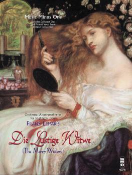 Lehar - Highlights from Die Lustige Witwe (The Merry Widow): Music Min (HL-00400477)