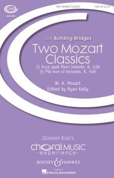 Two Mozart Classics (CME Building Bridges) (HL-48023682)