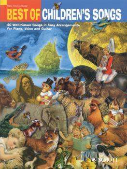 Best of Children's Songs (HL-49015926)