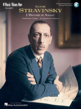 Igor Stravinsky - L'histoire du Soldat: Music Minus One Trumpet (HL-00400442)