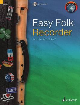 Easy Folk Recorder (HL-49045147)