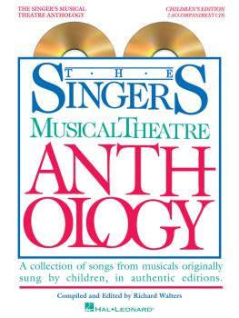 Singer's Musical Theatre Anthology - Children's Edition (CDs Only) (HL-00159520)