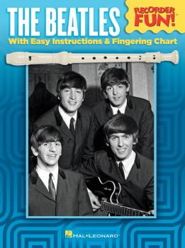 The Beatles - Recorder Fun! (with Easy Instructions & Fingering Chart) (HL-00159580)
