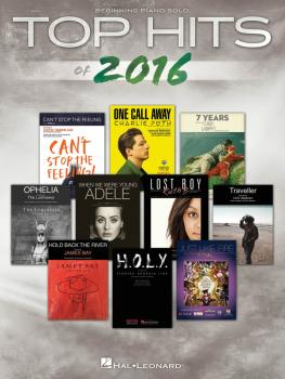 Top Hits of 2016 (HL-00194558)