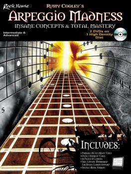 Arpeggio Madness - Insane Concepts & Total Mastery (HL-00173375)