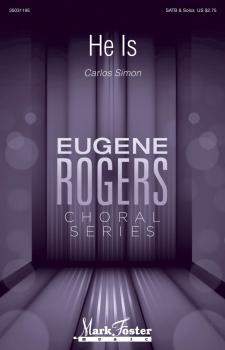 He Is: Eugene Rogers Choral Series (HL-35031195)