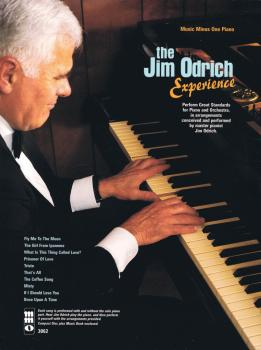 The Jim Odrich Experience: Music Minus One Piano (HL-00400707)