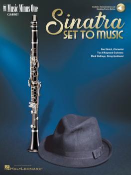 Sinatra Set to Music: Music Minus One Clarinet (HL-00400711)