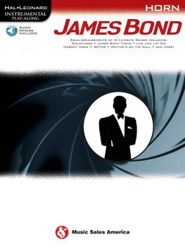 James Bond (Horn) (HL-14047852)