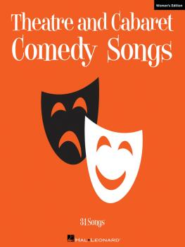 Theatre and Cabaret Comedy Songs - Women's Edition (Voice and Piano) (HL-00194031)