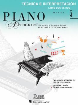 Libro de técnico e interpretación, Nivel 5: Faber Spanish Edition Leve (HL-00201323)