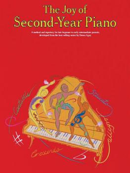 The Joy of Second-Year Piano (HL-14048166)