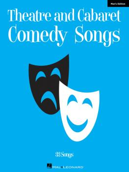 Theatre and Cabaret Comedy Songs - Men's Edition (HL-00194032)