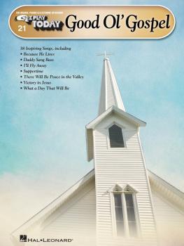 Good Ol' Gospel (E-Z Play Today #21) (HL-00197200)