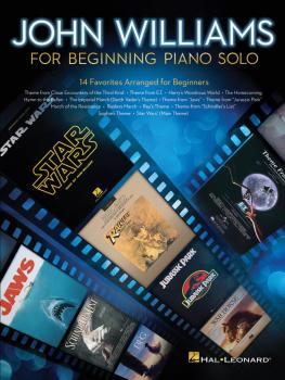 John Williams for Beginning Piano Solo (HL-00194545)