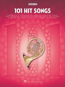 101 Hit Songs (for Horn) (HL-00197186)