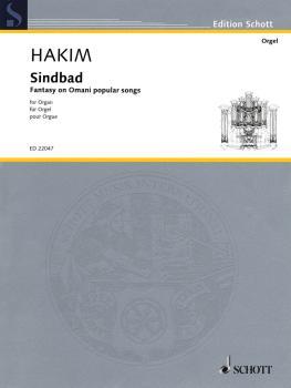 Sindbad: Fantasy on Omani popular songs - for Organ (HL-49044386)