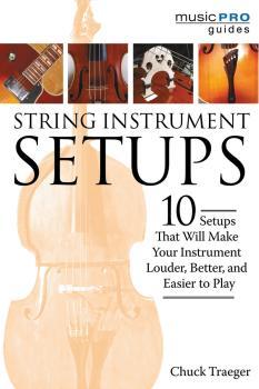 String Instrument Setups: 10 Setups That Will Make Your Instrument Lou (HL-00160580)