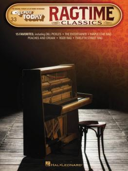 Ragtime Classics (E-Z Play Today #33) (HL-00160720)