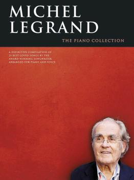 Michel Legrand - The Piano Collection (HL-14043416)