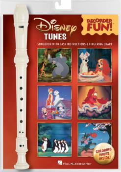 Disney Tunes - Recorder Fun!: Pack with Songbook and Instrument (HL-00171169)