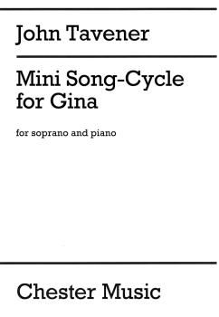 A Mini Song-Cycle for Gina (for Soprano and Piano) (HL-14048299)