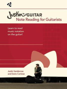 Justin Guitar - Note Reading for Guitarists (HL-14048333)