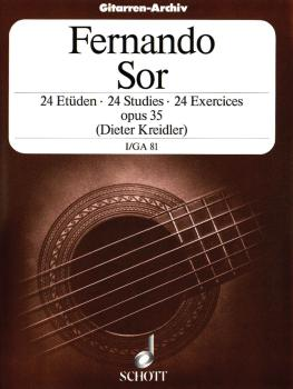24 Etudes, Op. 35: Volume 1: 12 Very Easy Exercises (HL-49010999)