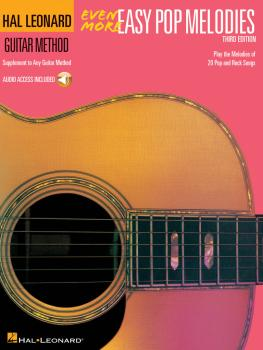 Even More Easy Pop Melodies - Third Edition: Correlates with Book 3 (HL-00697439)
