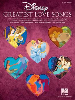 Disney Greatest Love Songs (HL-00192459)