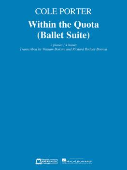 Within the Quota (Ballet Suite) (Transcribed by William Bolcom and Ric (HL-00226304)