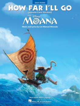 How Far I'll Go (from Moana) (HL-00236117)