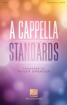 A Cappella Standards (Collection) (HL-00212534)