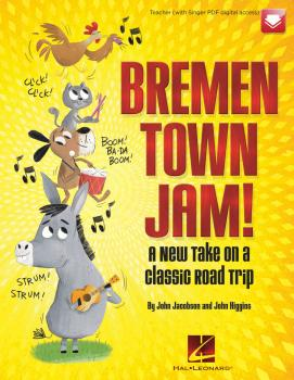 Bremen Town Jam!: A New Take on a Classic Road Trip (HL-00232651)