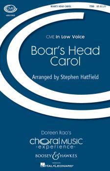 The Boar's Head Carol (CME In Low Voice) (HL-48023906)