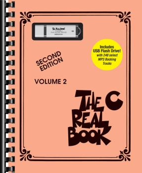 The Real Book - Volume 2: C Edition Book/USB Flash Drive Pack (HL-00204131)