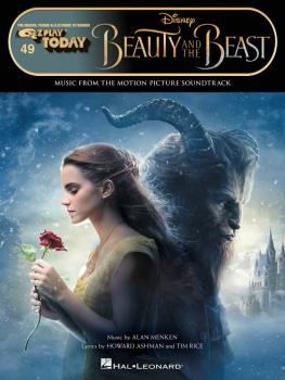 Beauty and the Beast (E-Z Play Today #49) (HL-00236314)