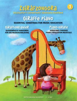 Giraffe Piano 1: Essential Songs for Music Education (HL-50600891)