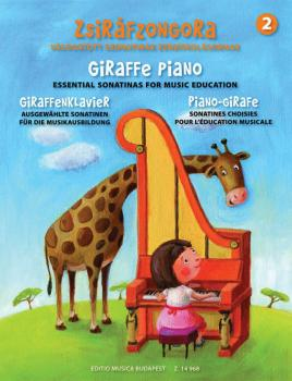 Giraffe Piano 2: Essential Songs for Music Education (HL-50600892)