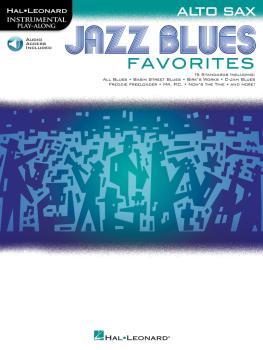 Jazz Blues Favorites (Alto Sax) (HL-00154484)