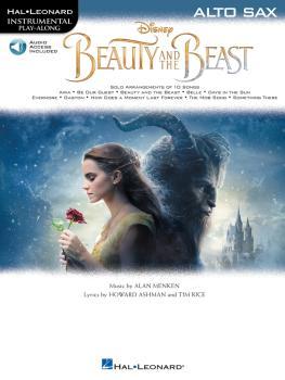 Beauty and the Beast (Alto Sax) (HL-00236229)