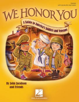 We Honor You: A Salute to America's Soldiers and Veterans (HL-00225506)