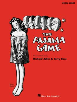 The Pajama Game (Vocal Score) (HL-00233589)