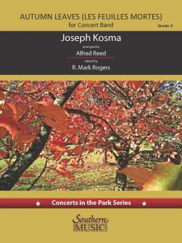 Autumn Leaves (les Feuilles Mortes) (Score and Parts) (HL-00236109)