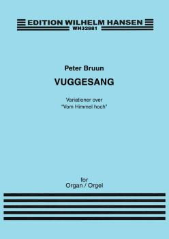 Vuggesang (Cradle Song) (for Organ Solo) (HL-14048192)